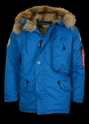Куртка Alpha Polar Jacket RF  Royal размер L 123145