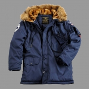 Куртка Alpha Polar Jacket Rep.blue 123144