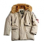Куртка Alpha Polar Jacket Khaki 123144