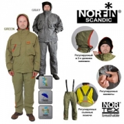 Костюм Norfin от дождя Scandic Green