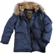Куртка Alpha Polar Jacket RF Rep.blue размер M 123145